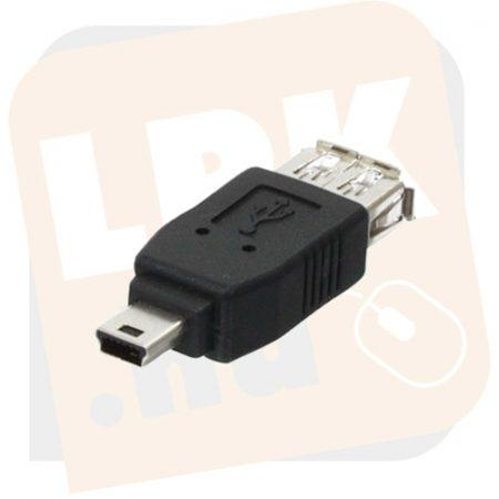 Kábel Átalakító - VCOM USB - 5PIN Mini