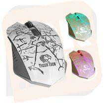 Egér Tigertech TTM1 3200 DPI USB-s (Fehér)