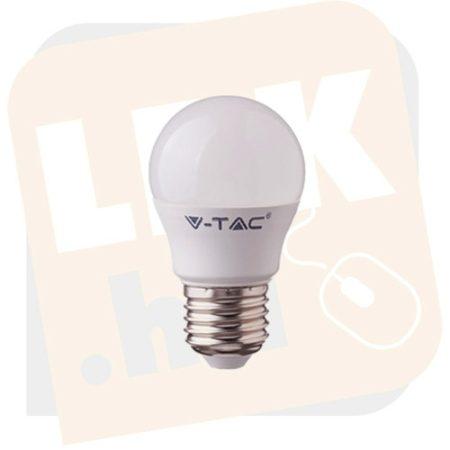 Led 3W izzó Vtac E27 G45 4000K SKU-7203