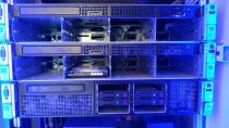 HP DL380E Gen8 rack server 2xe5-2430L /16GB RAM