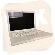 Apple Macbook White 13/T7300/4GB/128GB SSD/CAM/DVD/OSX 10.7/2007