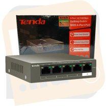 Tenda Switch - TEF1105P-4-63W
